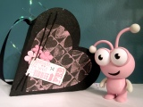 Valentine Heart Bag