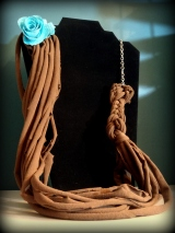 Inspired By Pinterest: TshirtNecklace