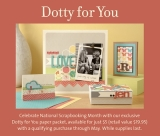 Dotty for You?!  Dotty for Paper!