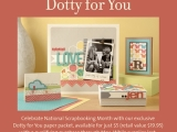 Dotty for You?!  Dotty forPaper!