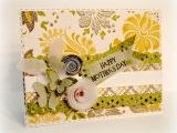 Mother's Day Card – No Peeking,Mom!