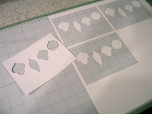 Diecut Fronts