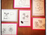 Ready to Colour Cards